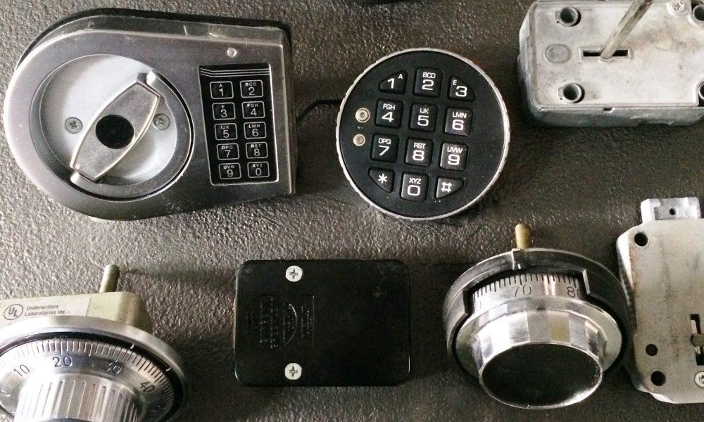 Reparatii incuietori seifuri